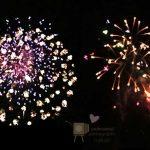 京田辺の花火