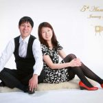 結婚5周年記念