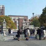 京都大学入学式