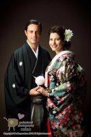 wedding studio photo